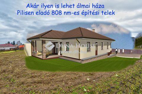Eladó Telek, Pest megye, Pilis