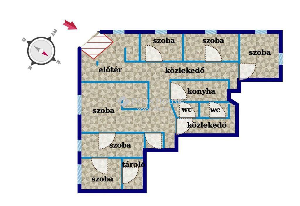 Eladó Ház, Bács-Kiskun megye, Kiskőrös - Belvárosi pazar ingatlan