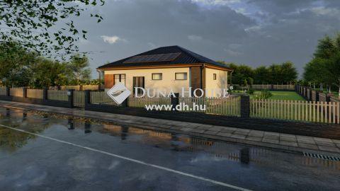 Eladó Ház, Bács-Kiskun megye, Kecskemét - 80 m2-es új-építésű családi ház 5kW napelemmel