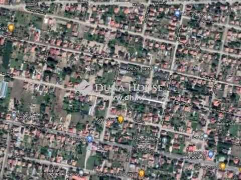 Eladó Telek, Bács-Kiskun megye, Kecskemét - Hetényegyháza, belterületi építési telek