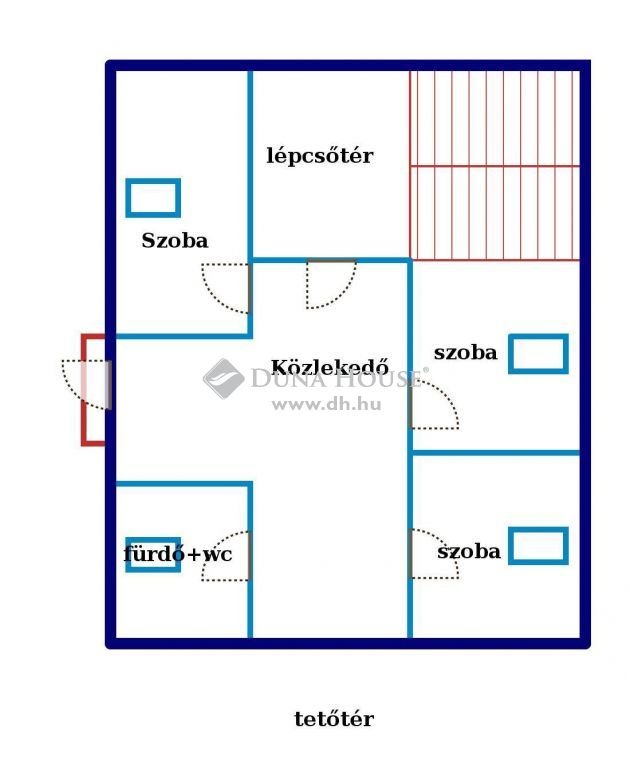 Eladó Ház, Budapest 18. kerület - háromszintes, alápincézett