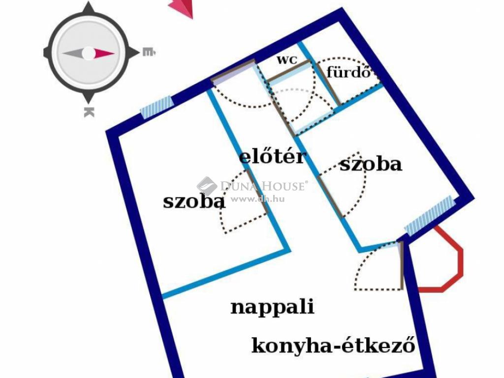 Eladó Lakás, Bács-Kiskun megye, Kiskőrös - BELVÁROS
