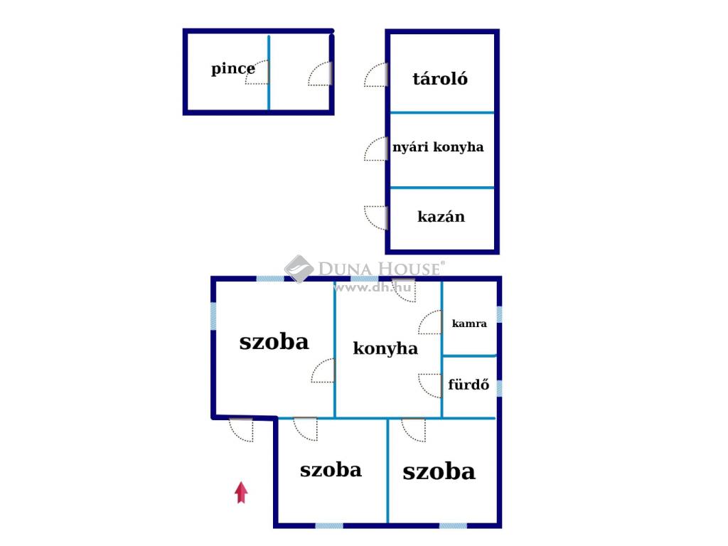 Eladó Ház, Bács-Kiskun megye, Jászszentlászló