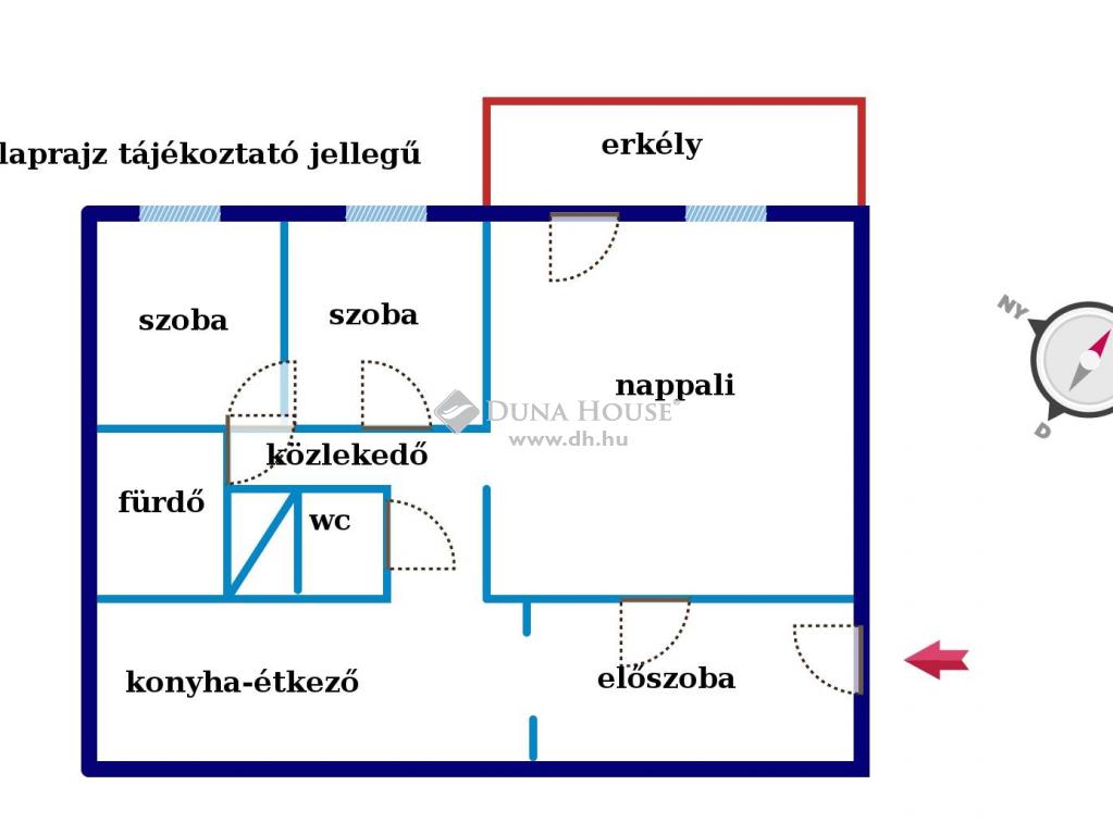 Eladó Lakás, Komárom-Esztergom megye, Tata