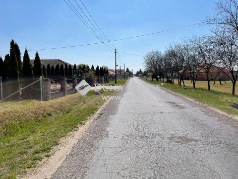 Eladó Telek, Bács-Kiskun megye, Kecskemét - 1549 m2-es 30%-ban beépíthető, belterületi, összközműves építési telek