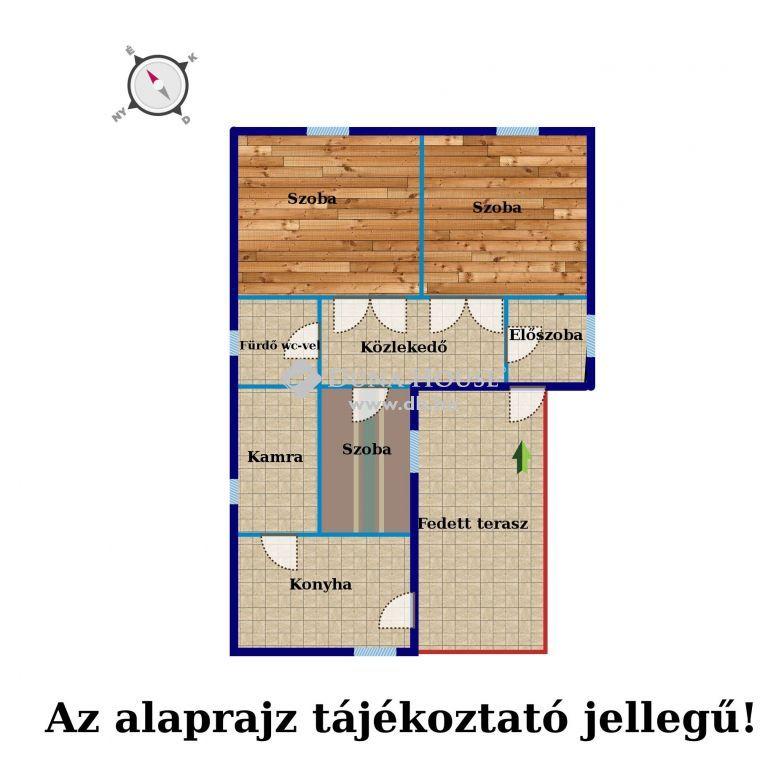Eladó Ház, Pest megye, Tápiószecső