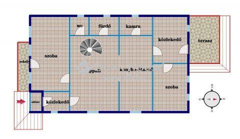 Eladó Ház, Hajdú-Bihar megye, Debrecen - A Szabadságtelep és Csapókert határán
